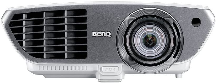 BenQ DLP HD 1080p Projector (HT4050) - 3D Home Theater Projector with RGBRGB Color Wheel, Rec. 709 Color and Advanced Image Processing