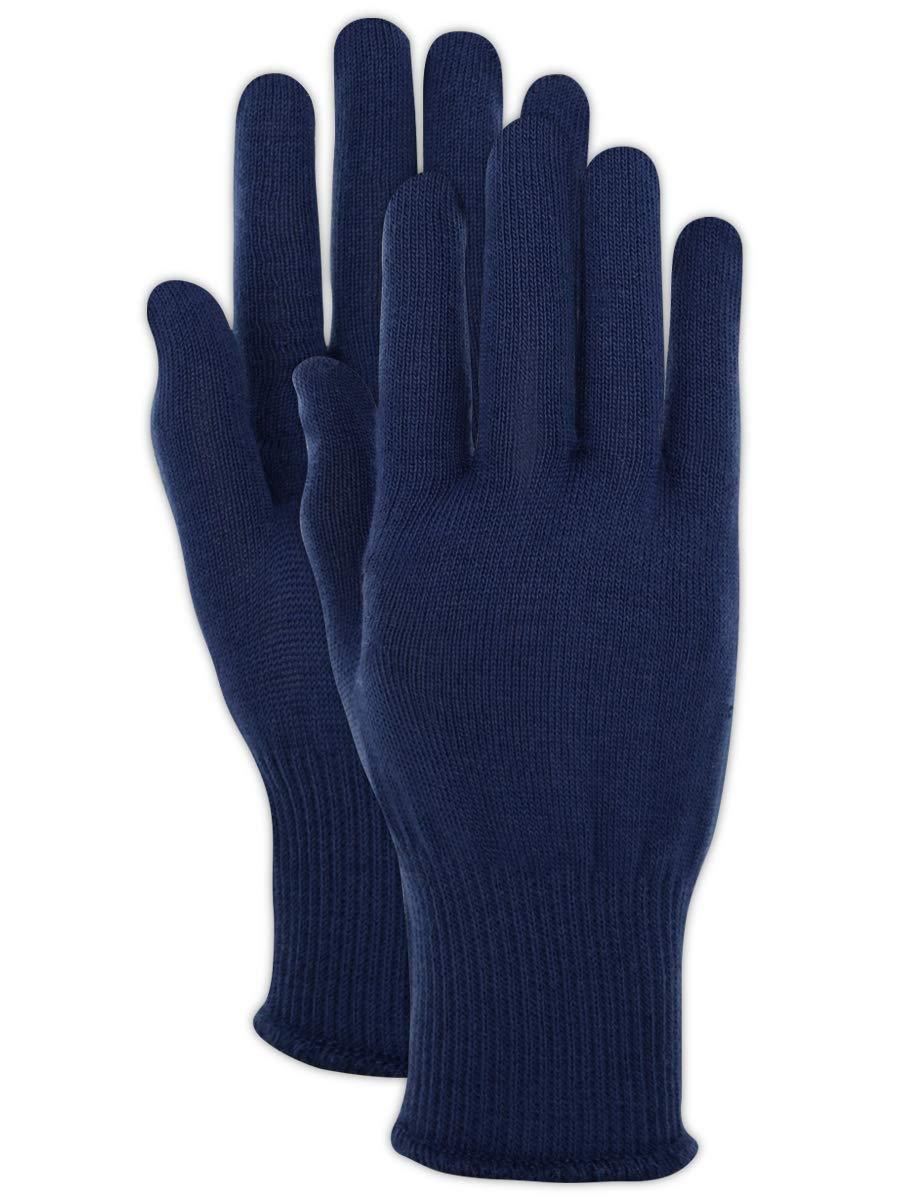 Magid MTL13BL Blue Lightweight Insulating Knit Glove (12 Pair)