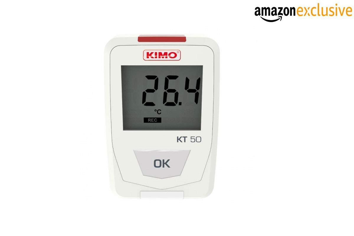 Instrukart Kimo KT 50 Temperature for Prawn Truck Data Logger