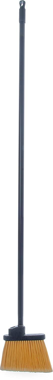Carlisle 36861L00 Duo-Sweep Lobby Angle Broom, 48