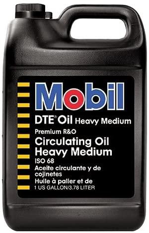 Mobil 100959 DTE Heavy Medium, ISO 68, 1 gal, Amber