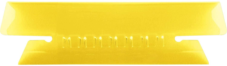 Pendaflex Hanging Folder Bars, Yellow (PFX4312YEL)