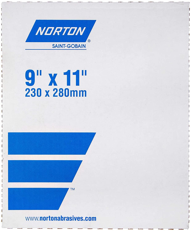 Norton 01155 Sheet 9X11 150G 50Pk