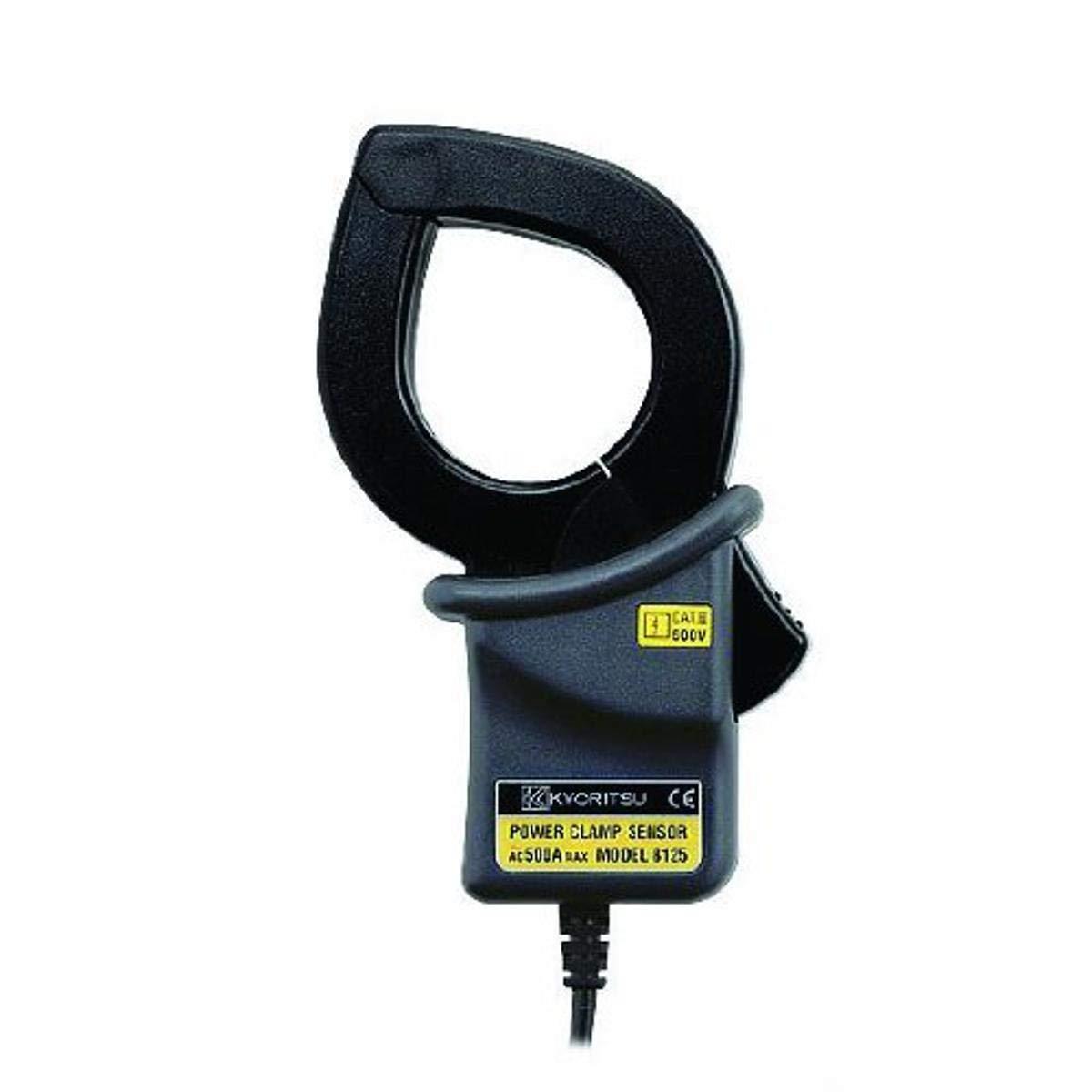 Kyoritsu 8125 AC Load Current Clamp Sensor, 500Amp, 40mm Conductor