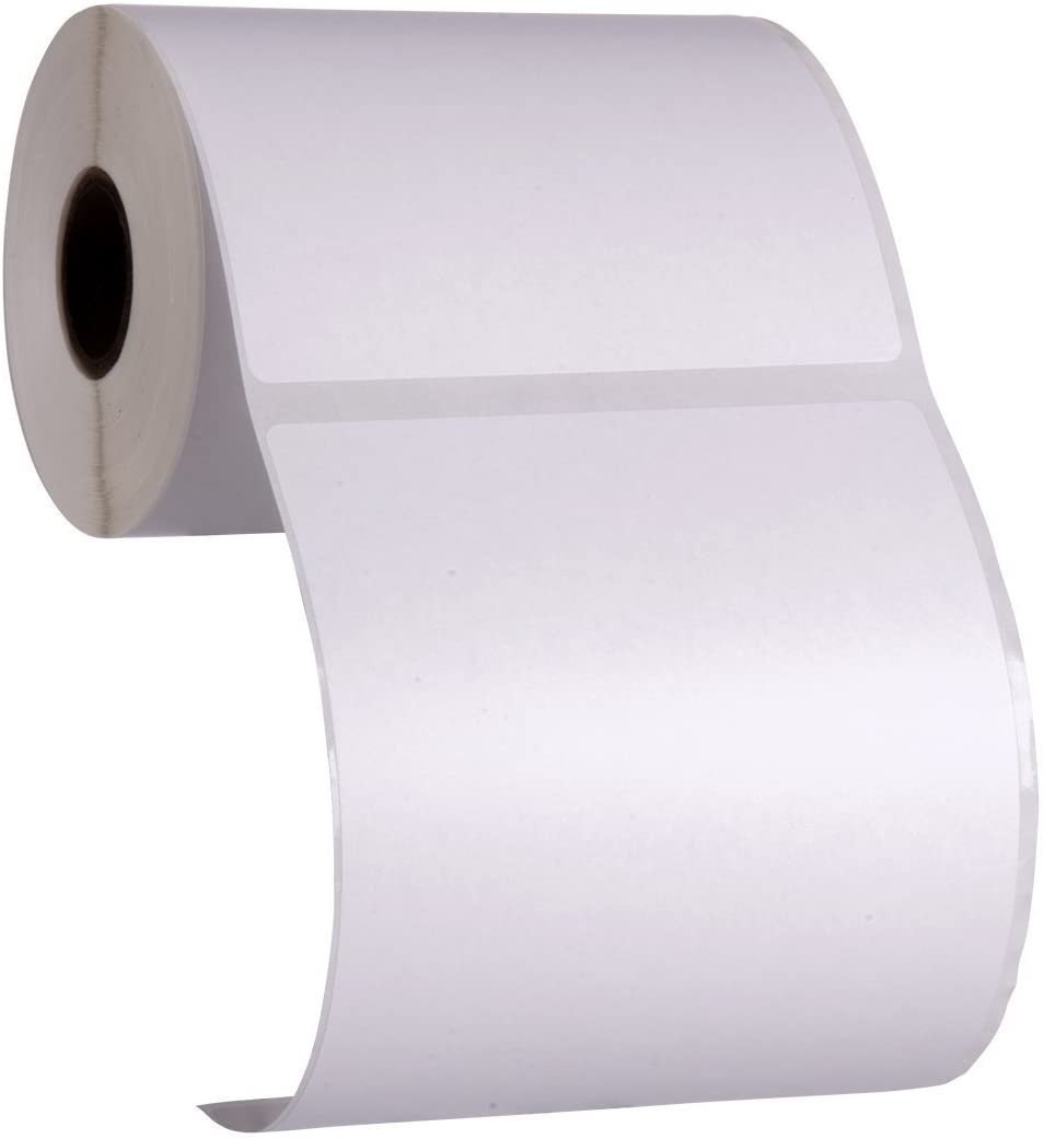 UPS Direct Thermal Label Roll, 4