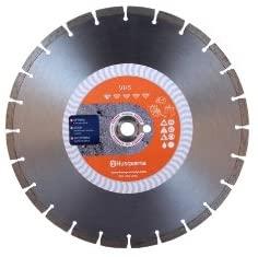 Husqvarna 542773241 VH5 General Purpose Diamond Blade, 14-Inch X .118-Inch X 1-Inch, 10-Pack