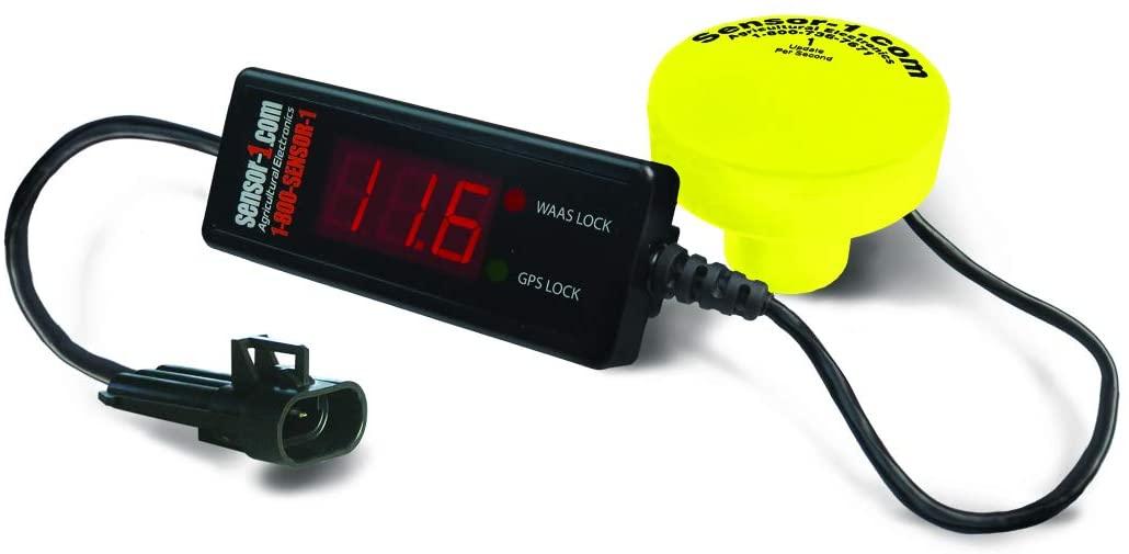 Sensor-1 A-DS-GPSMD-M1-YEL-4, Yellow