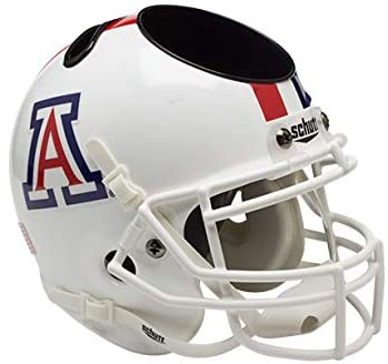 Schutt NCAA Arizona Wildcats Football Helmet Desk Caddy