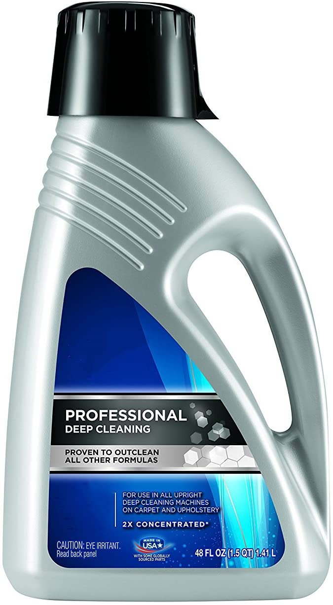 M.E.R.A. Deep Clean Pro 2X Deep Cleaning Concentrated Formula, Great Formulas 48 ounces