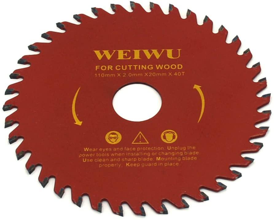 Carbide Tipped Compact Circular Saw Blade Super Quality (4''x40teeth)