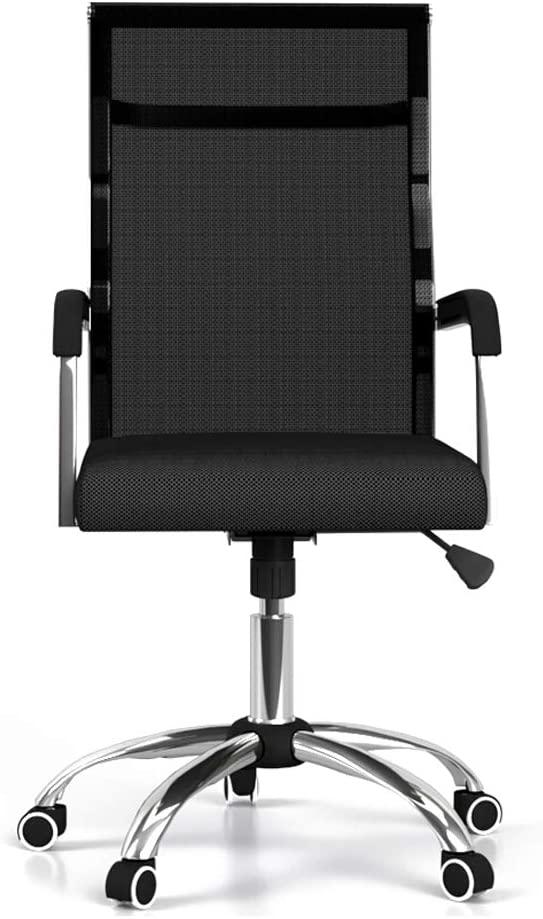 Moolo Office Ergonomic Game Chair, E-Sports Computer Executive Racing Mesh Fabric High Back Boss Home Beauty Massage Gambling Chair
