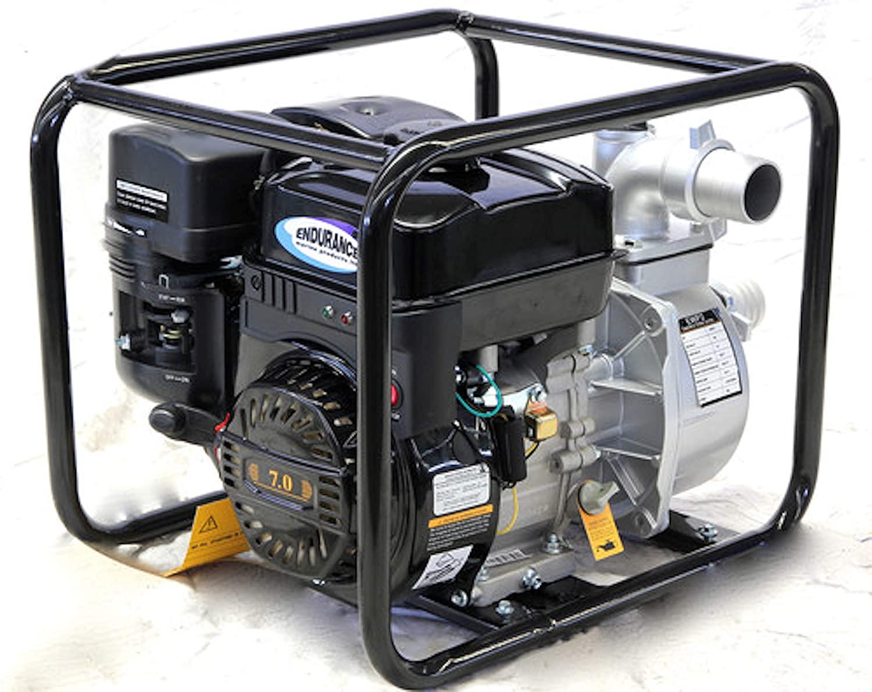 Gas-Powered Portable Water Pump EWP3