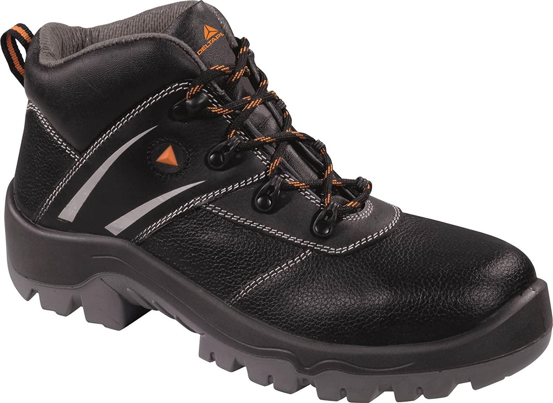 Deltaplus Platine S3 Black High Shoes Boots US Size 13