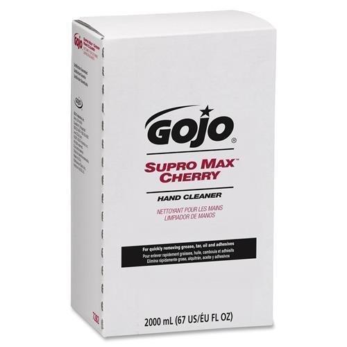 GOJ728204 - Gojo Supro Max Cherry Hand Cleaner