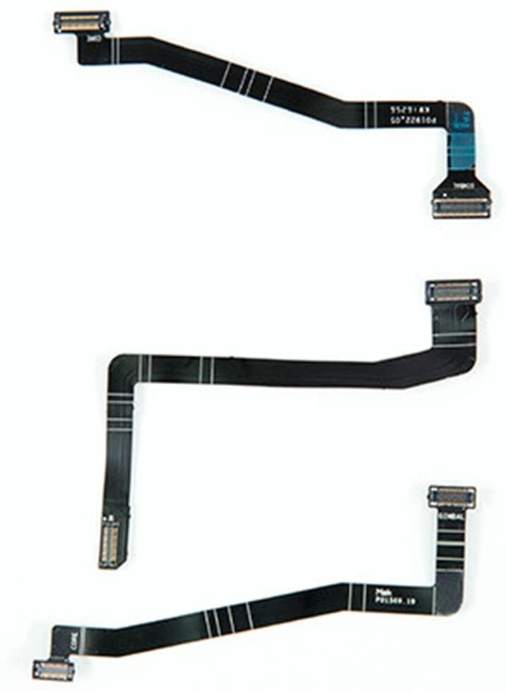 DJI Mavic Pro Aircraft Flexible Flat PCB framework Ribbon Cable original pack-3PCS