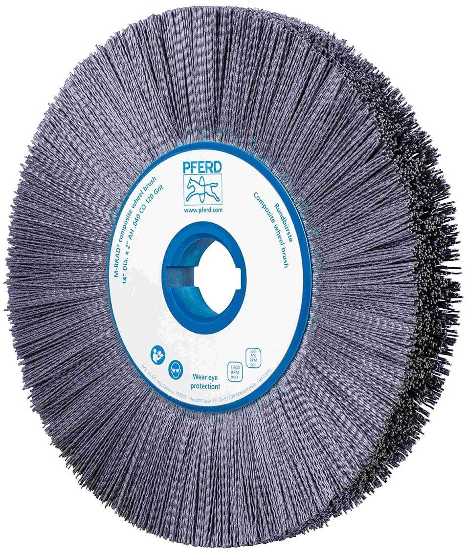 PFERD Advance 68040 M-Brad Wheel Brush