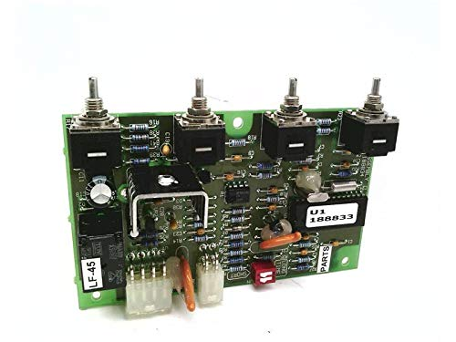 MPCS 188834 Control Board W/Multiple SWITCHES