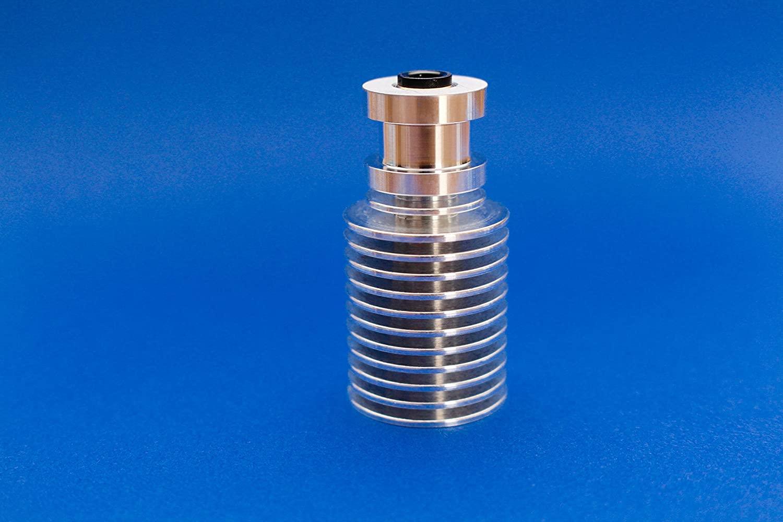 Genuine E3D v6 Heat Sink - 1.75mm (V6-175-SINK-WITH-COUPLING)