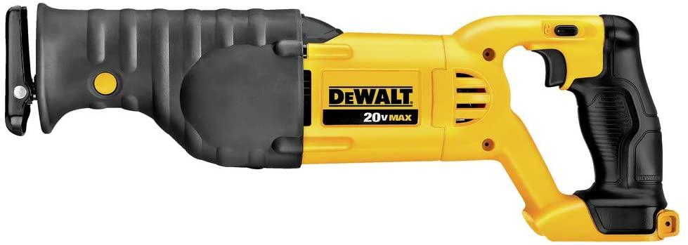 Dewalt DCS380BR 20V MAX Cordless Lithium-Ion Reciprocating Saw (Bare Tool) (Renewed)