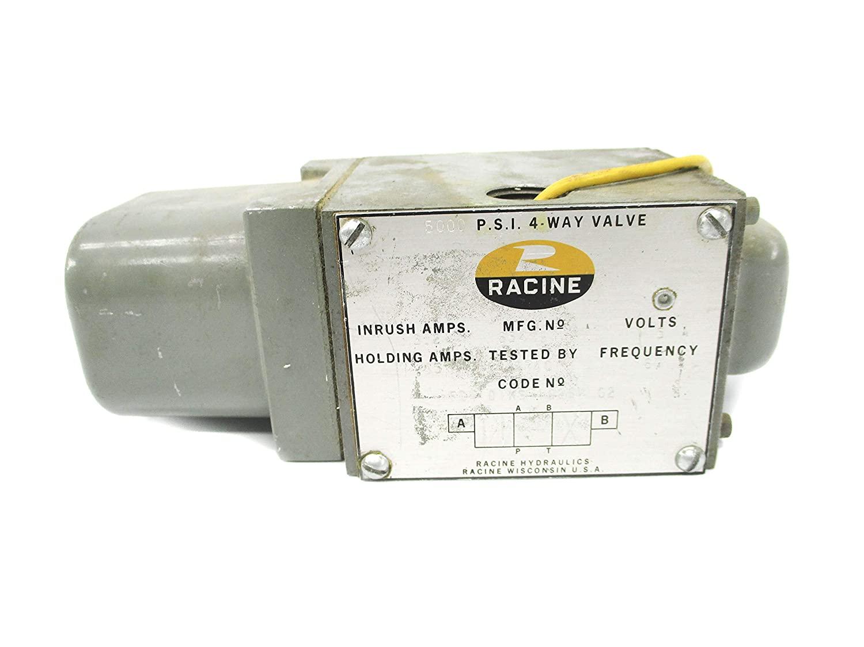 Racine FD4DTKS102S02 115V UNMP