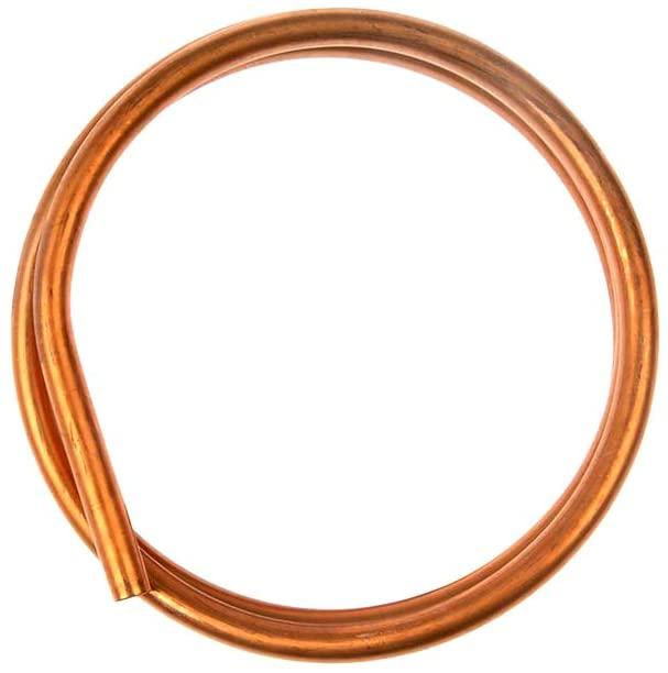 Dorman - Autograde 510-010 Copper Tubing - 1/4 In. x 25 Ft. x .030 In.
