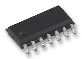 FAIRCHILD SEMICONDUCTOR 74VHC04MX HEX INVERTER GATE, 1 I/P, NSOIC-14 (50 pieces)