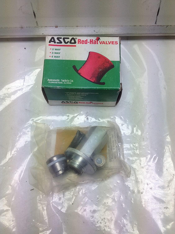 ASCO 302324 Rebuild KIT 8223 AC Valve Part/Valve SUB Assembly
