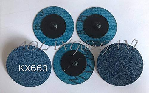50pcs Quick Change roloc Surface Conditioning Discs for Abrasive (1.5'')