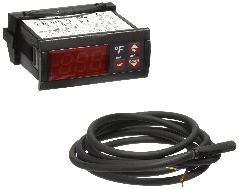 Dwyer TS-13010 Economical Temperature Controller, 110 V, °F