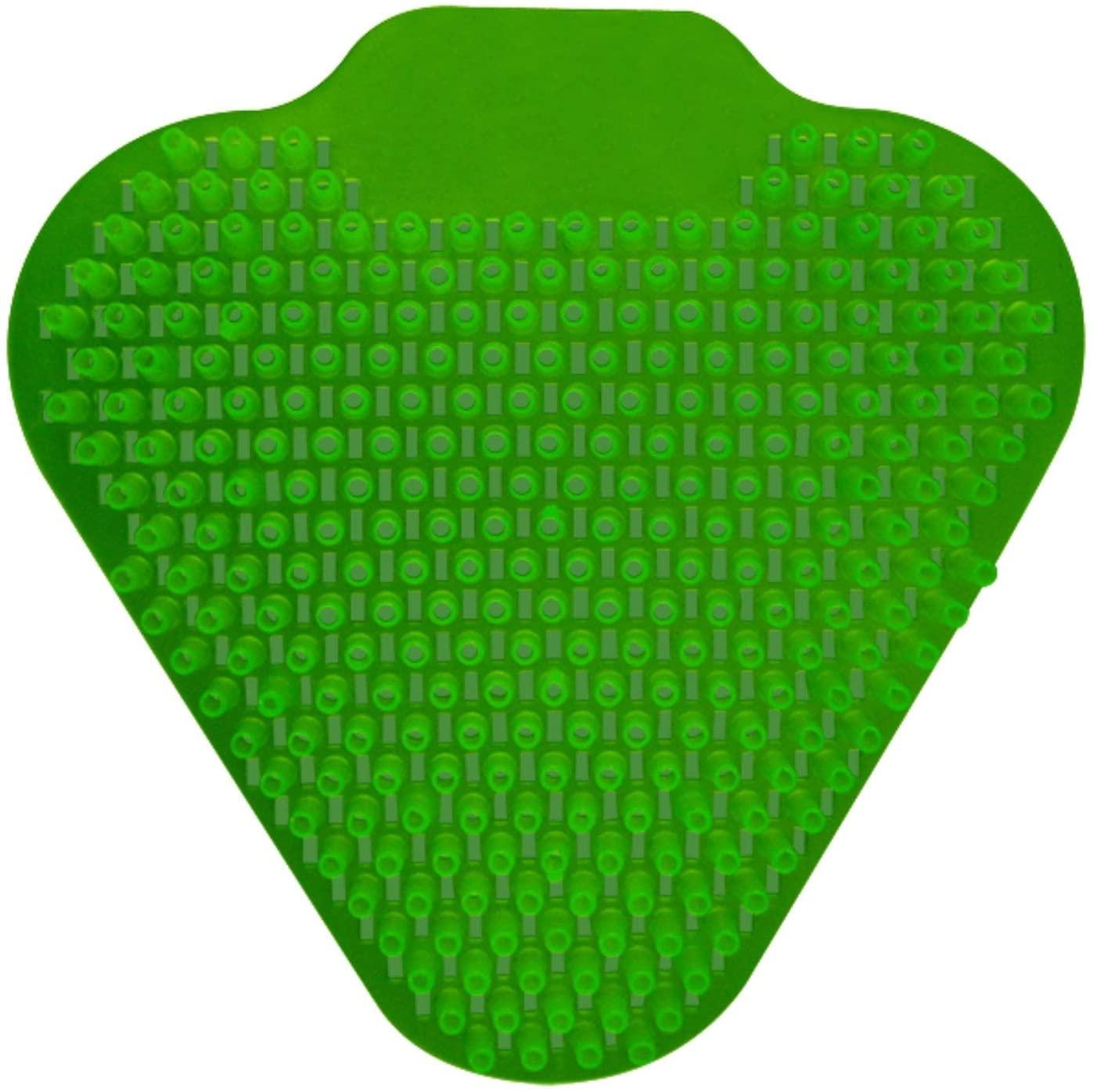 F-Matic Gel Air Green Apple Splash Reducing Urinal Screen Deodorizer - Case of 10