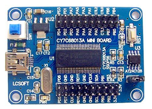 EZ-USB FX2LP CY7C68013A USB Developement Board Logic Analyzer