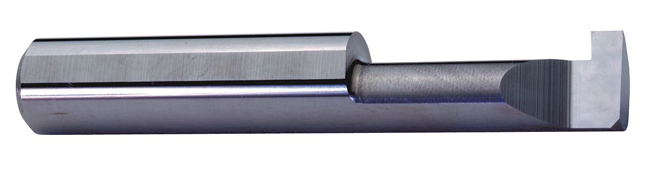 Scientific Cutting Tools (SCT) - GT187-16A - Groove Tool, TiAlN, 0.5 In Bore, 1 In Cut