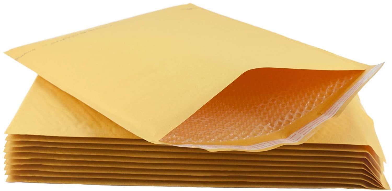 Kraft Bubble Mailers Padded 8.5