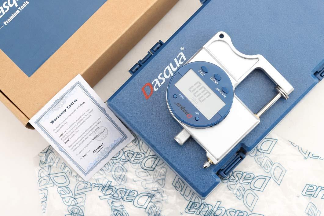 Dasqua 2140-8110 0-25mm/0-1