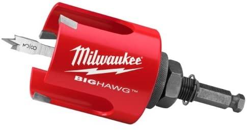 Milwaukee 49-56-9050 4-5/8-Inch Big Hawg Hole Cutter