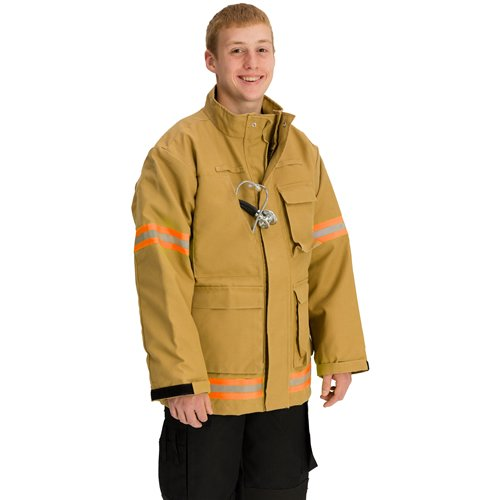 TOPPS SAFETY EJ01R6159 -Tall /46-48 EMS Jacket, 46