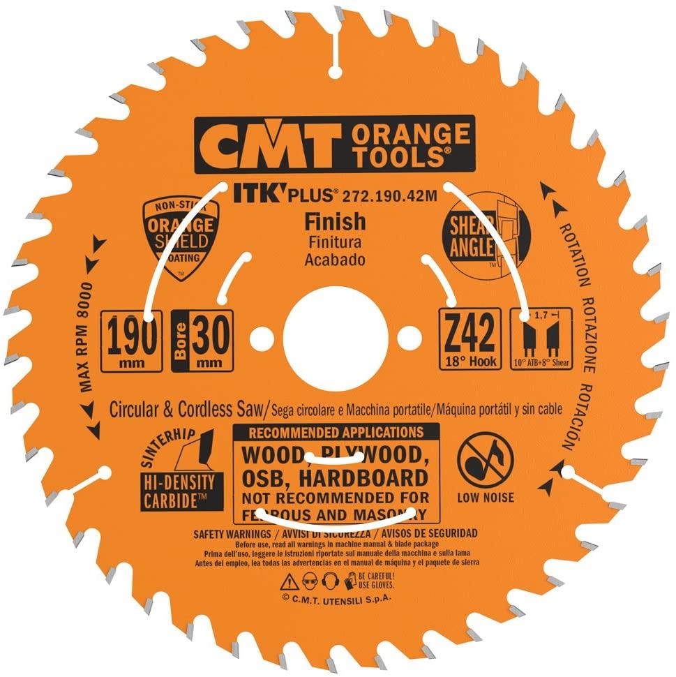 CMT 272.190.42M Saw Blade