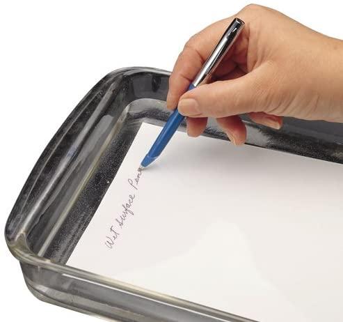 Bel-Art Black Ink Wet Surface Pen (F13382-0000)