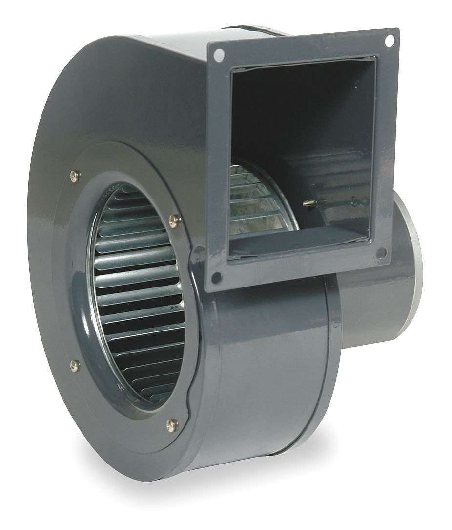 Dayton 12G802 PSC Blower, 230 Volts, 358 CFM