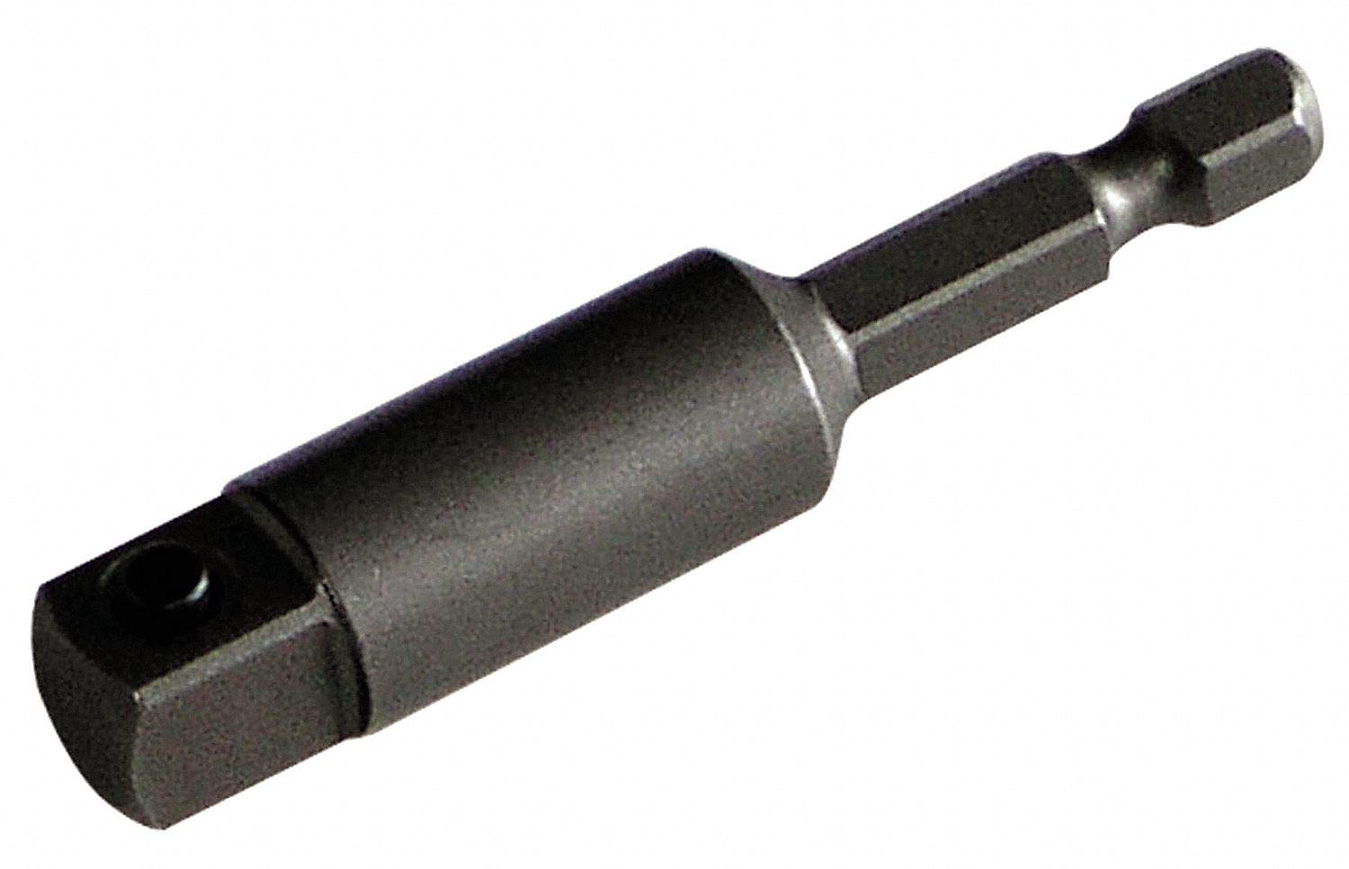 Impact Shank, 3/8 in. Dr, 4 in.