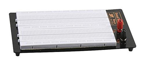 MULTICOMP MC01002 Breadboard, Mounted, 1580 Pin, 10mm, x 135mm