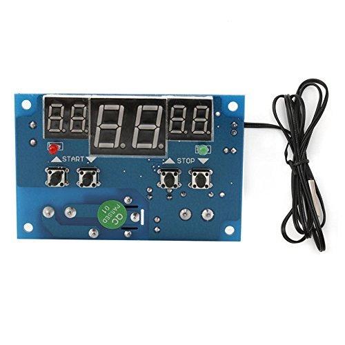 Digital Thermostat Covvy XH-W1401 Intelligent Temperature Control Switch Sensor Module NTC Sensor for Arduino