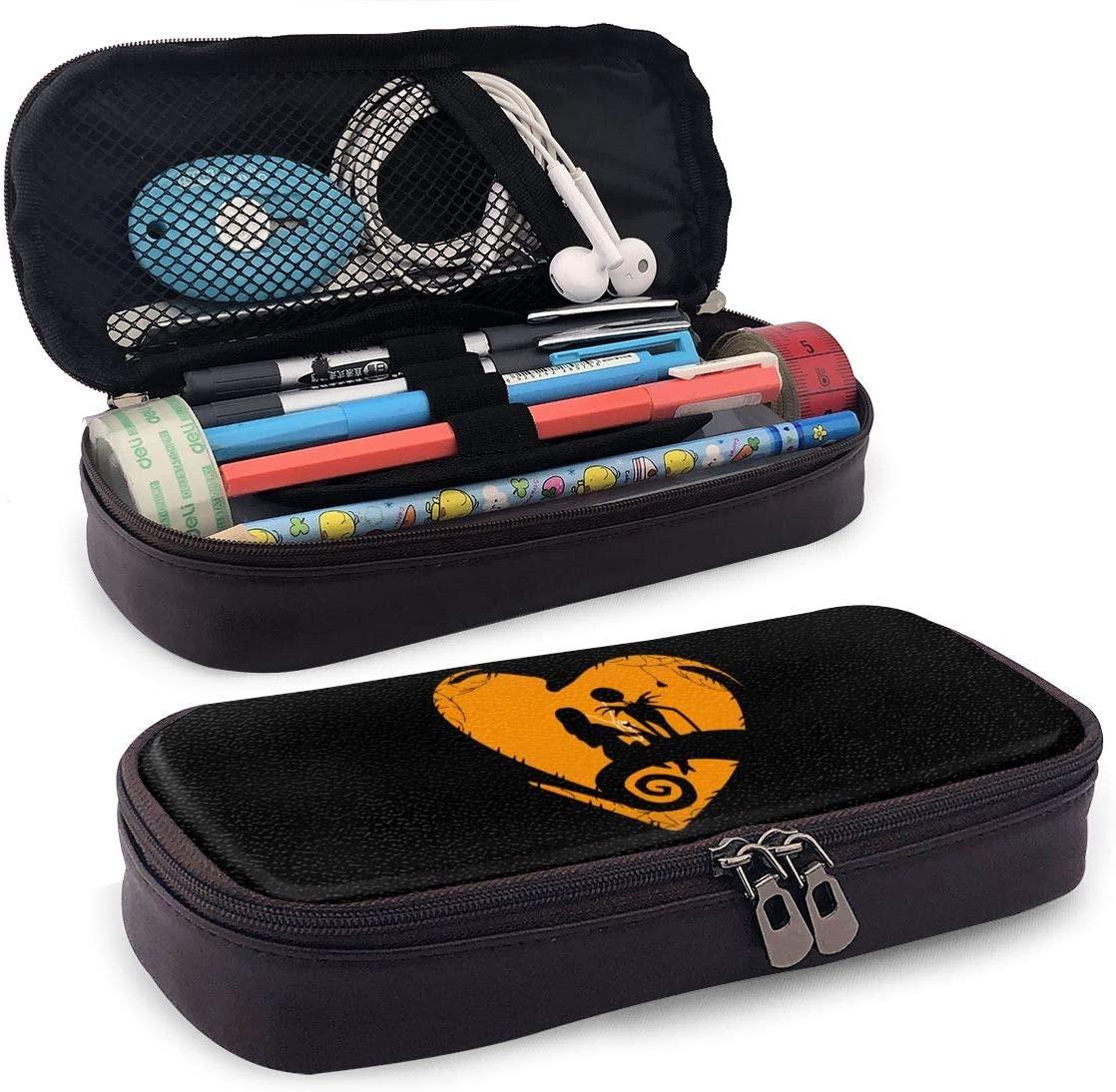 The Nightmare Before Christmas Teenager Pencil Bag, Small Tool Bag, Cosmetic Bag, Multi-Purpose Bag