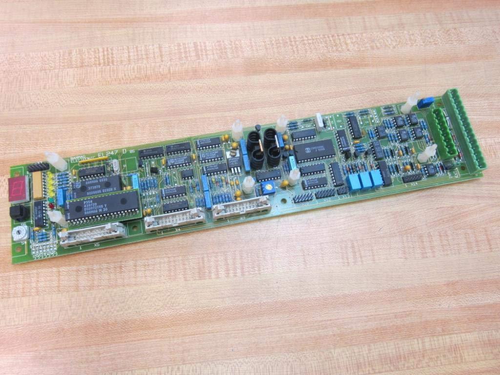 Barmag EL247 D Circuit Board EL247D