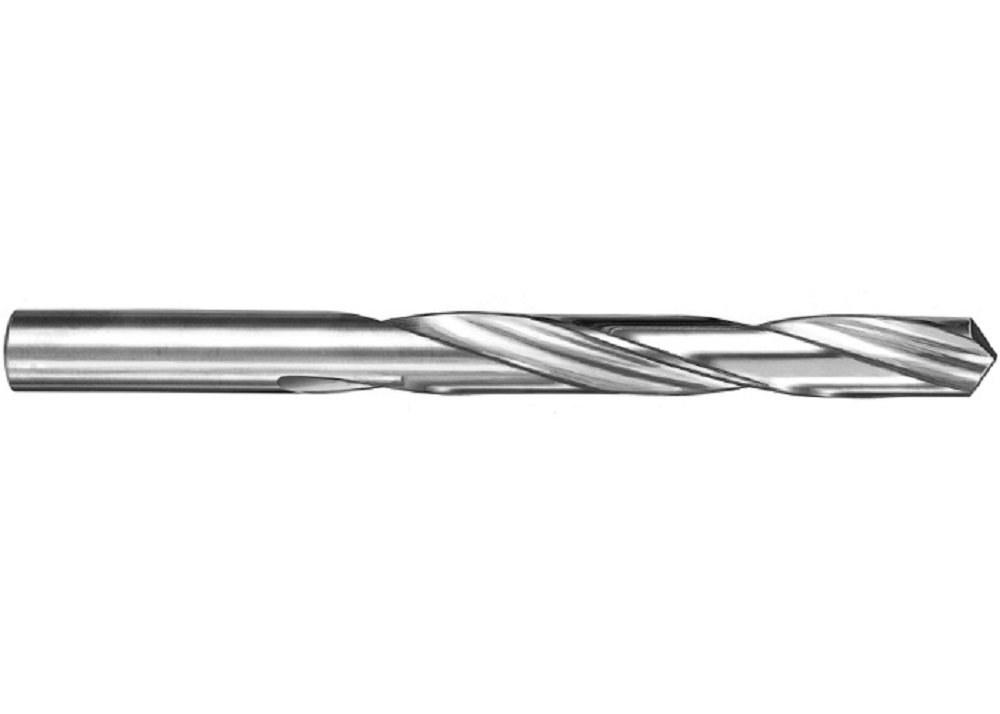 SGS 51106 101 Slow Spiral Drills, Uncoated, 0.0938