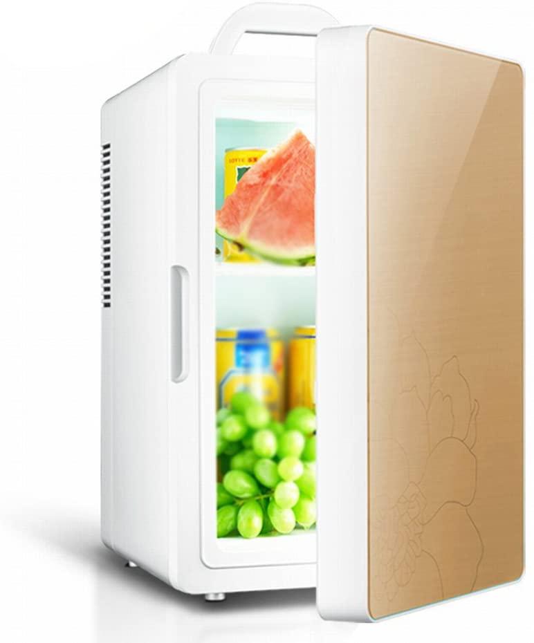 HOMEE @ Car Refrigerator 16L Mini Mini Refrigerator Refrigerator Dormitory Home Car Home Dual-Use Cooler