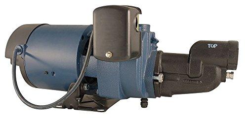 FLINT & WALLING, EK10S, Jet Pump System, Shallow Well, 1 HP