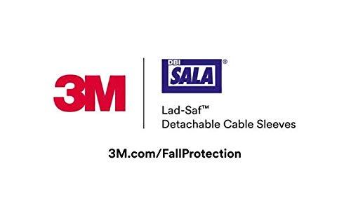 3M DBI-SALA Lad-Saf Cable Guide 6100515, 1 EA