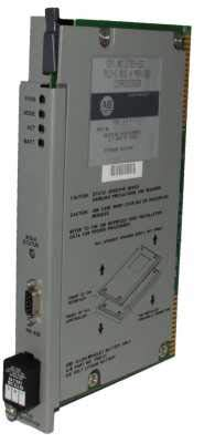 ALLEN BRADLEY 1785-O5E PLC5, Broad Band Modem Module, Interface Module, Discontinued by Manufacturer, OSI 802.3, 2.7 AMPS at 5VDC BACKPLANE
