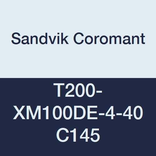Sandvik Coromant, T200-XM100DE-4-40 C145, HSS CoroTap 200 Cutting tap with Spiral Point, Right Hand Cut, No Coolant